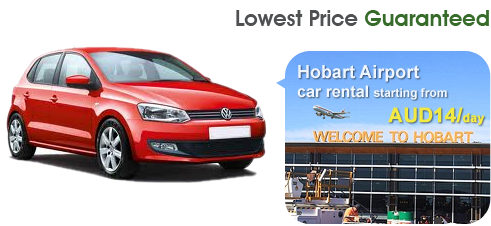 Hobart Airport Car Rental