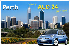 Perth Car Rental